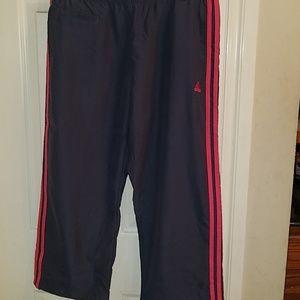 845c8b28ea96 adidas · Adidas lined wind pants Capri length ...